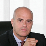 Claudio Descalzi face shot