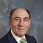 Ignacio S. Galán face shot