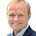 Pekka Lundmark face shot